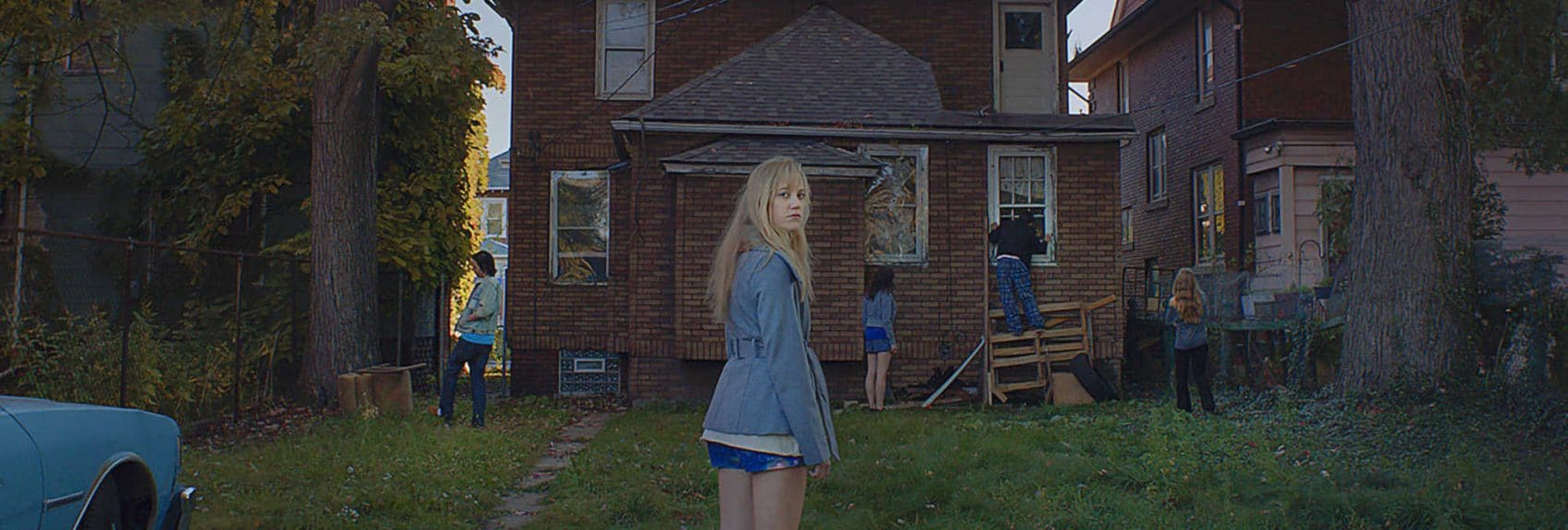 It Follows, critique du film