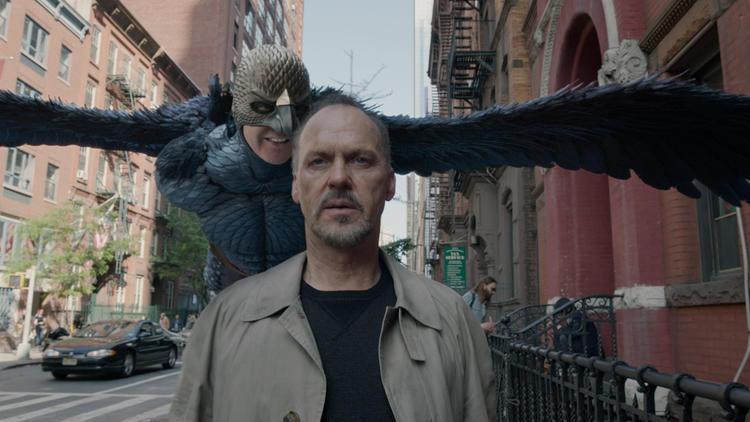 Birdman, c'est l'homme moineau qui débloque en ré en do
