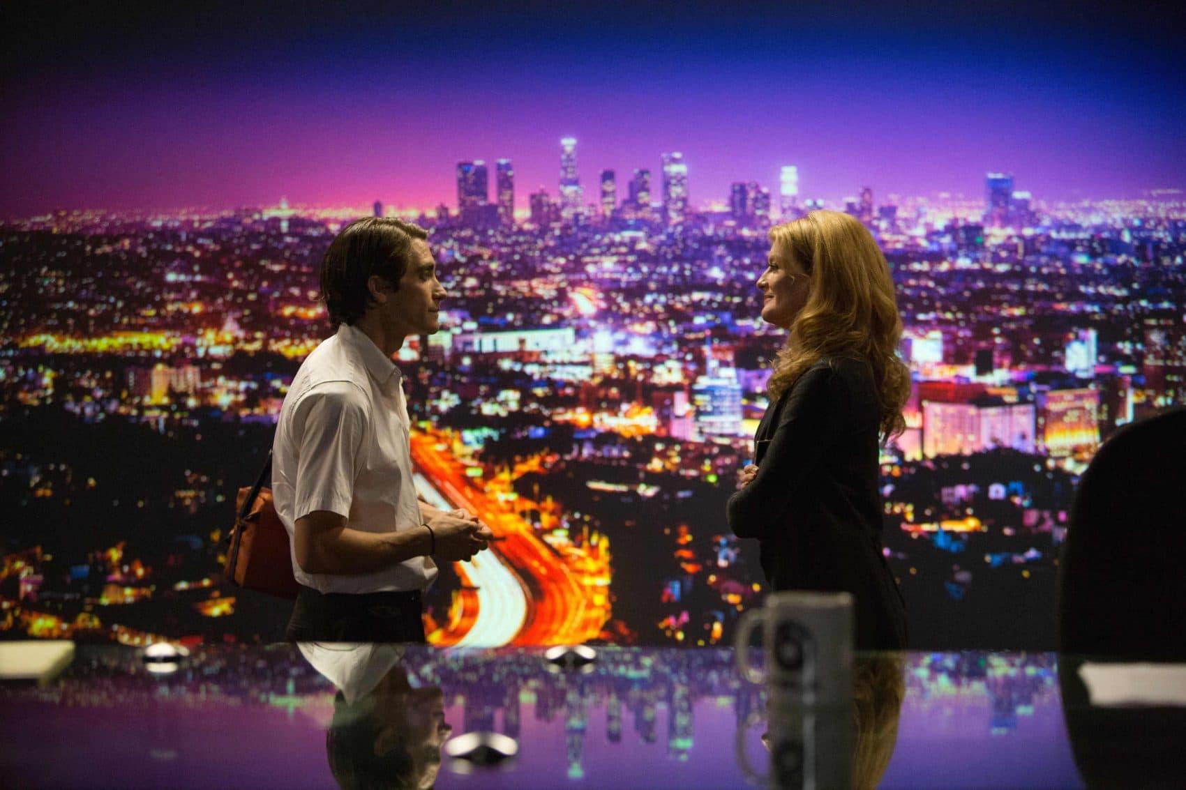 Nightcrawler, critique sur les toits de L.A.