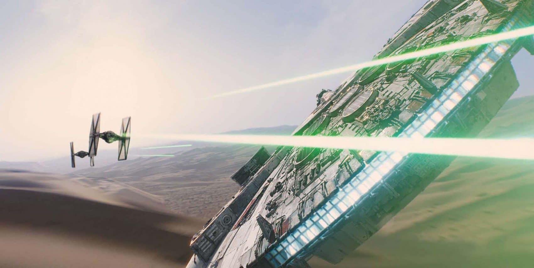 [Comic-Con] Star Wars – Le Réveil de la Force : la vidéo qui dévoile les coulisses du film !