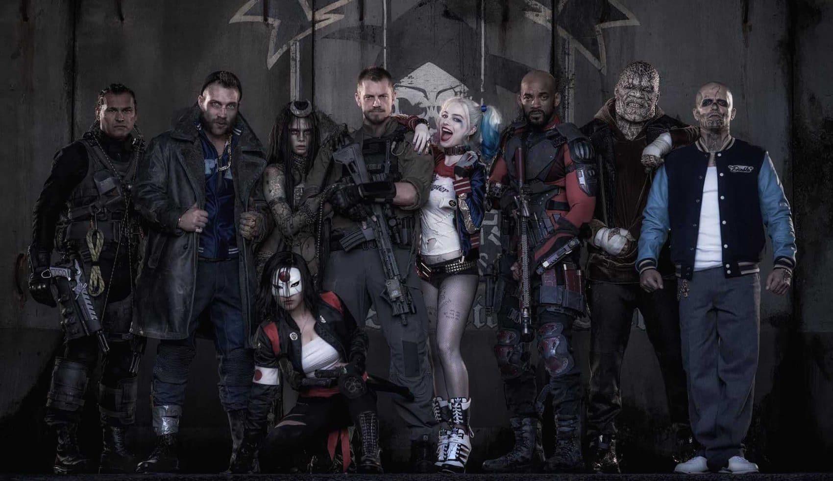 [Comic-Con] EXCLU : Suicide Squad – la Bande-annonce !