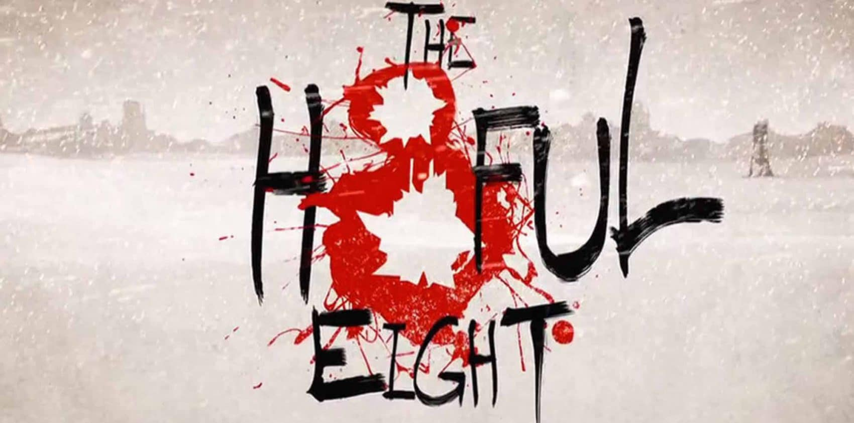 The Hateful Eight – Trailer officiel