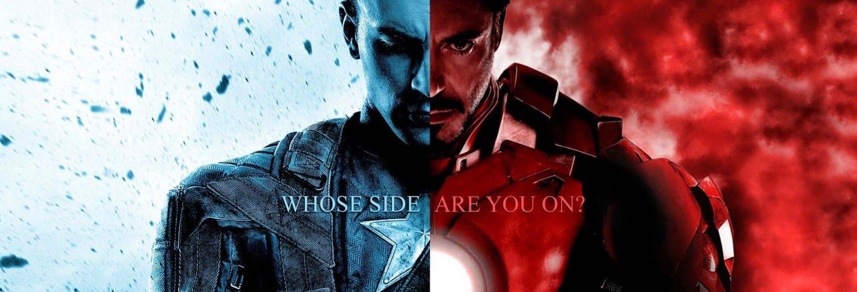 Captain America – Civil War : enfin la bande-annonce (VOST)