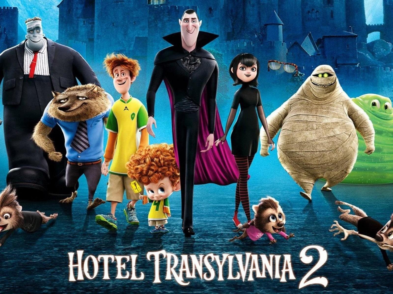Hotel Transylvania 2 – Critique