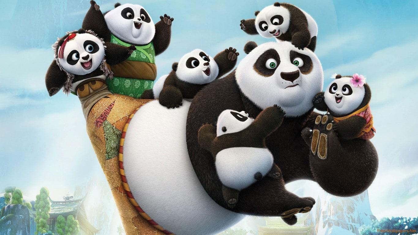 Kung Fu Panda 3 – Critique