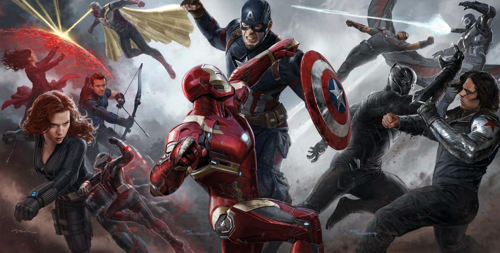 Captain America : Civil War – Critique