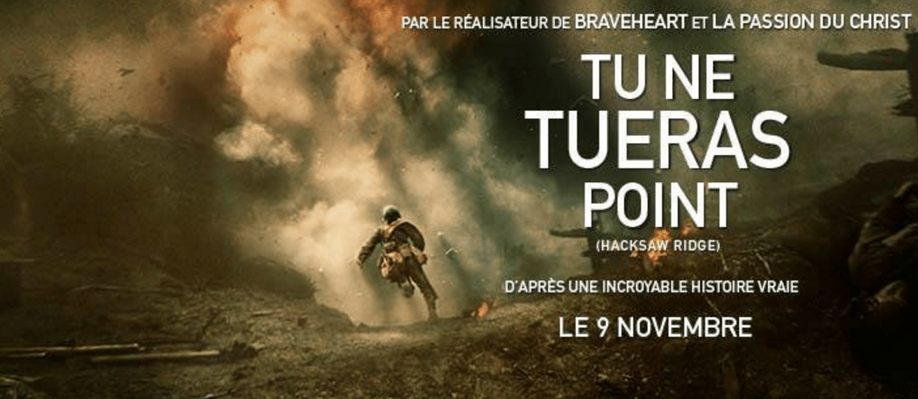 Tu ne tueras point (Hacksaw Ridge) – Critique
