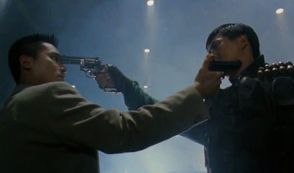 mort a ecran John Woo