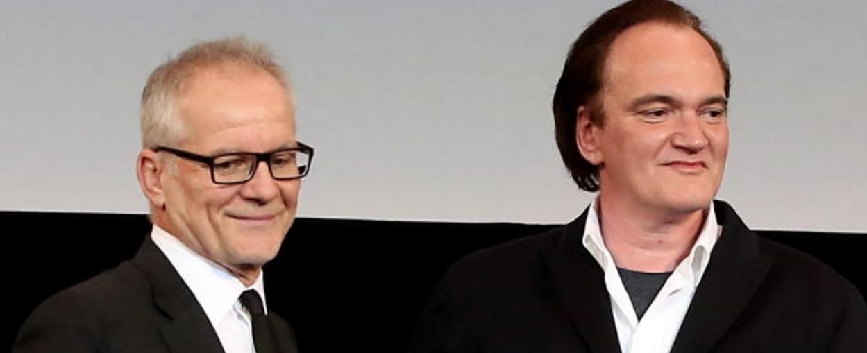 Masterclass Tarantino au Festival Lumière