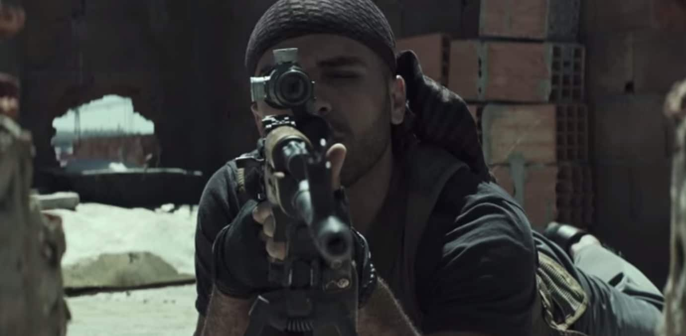 american sniper critique du film. Black Bedroom Furniture Sets. Home Design Ideas