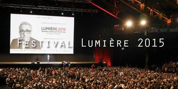 Retour sur le Festival Lumière 2015