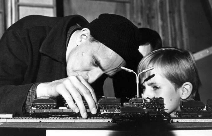 Ingmar Bergman – LATERNA MAGICA