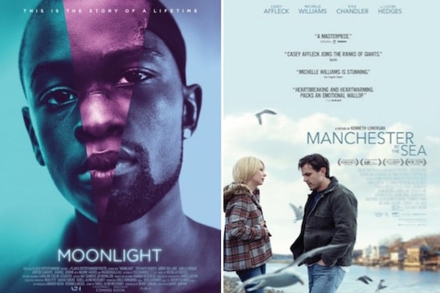 Manchester by the sea VS Moonlight – Le duel des Oscars 2017