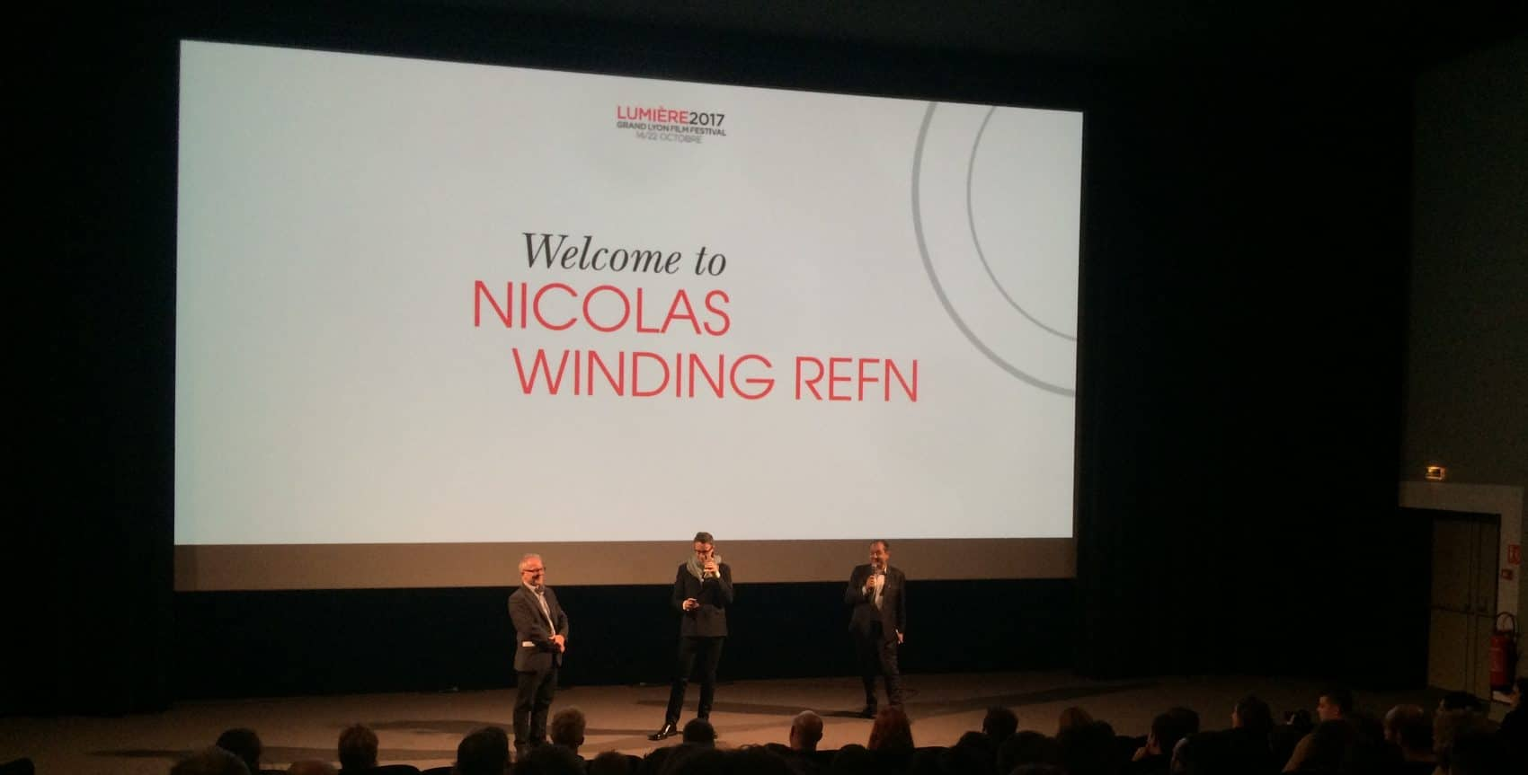 Festival Lumière 2017 : Nicolas Winding Refn lance sa plateforme de streaming