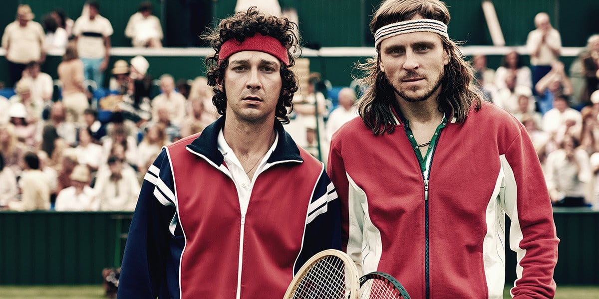 Borg McEnroe – Critique