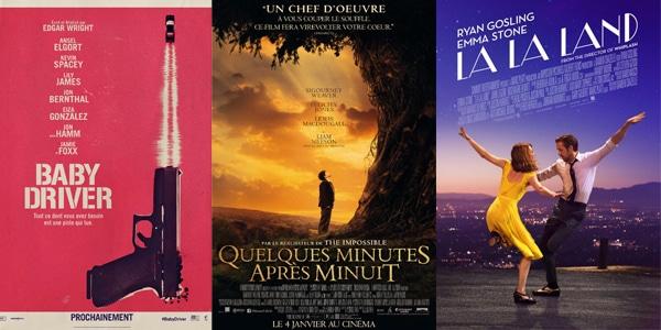 Bilan cinéma de l'année 2017 : bien mais pas top