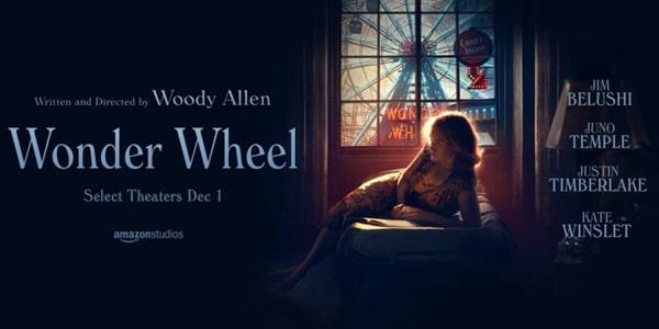 Wonder Wheel de Woody Allen – Critique