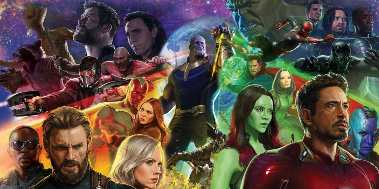Avengers : Infinity War – Critique