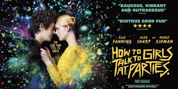 How to talk to girls at parties de John Cameron Mitchell – Critique