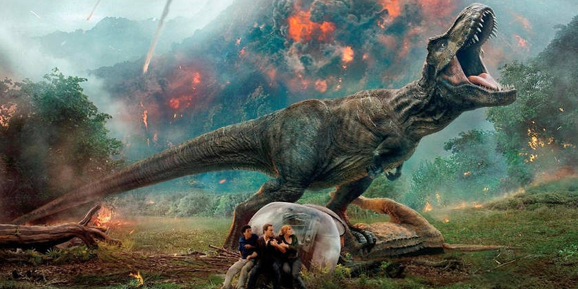 Jurassic World Fallen Kingdom de J.A. Bayona – Critique