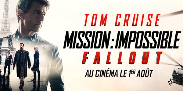 Mission : Impossible – Fallout – Critique