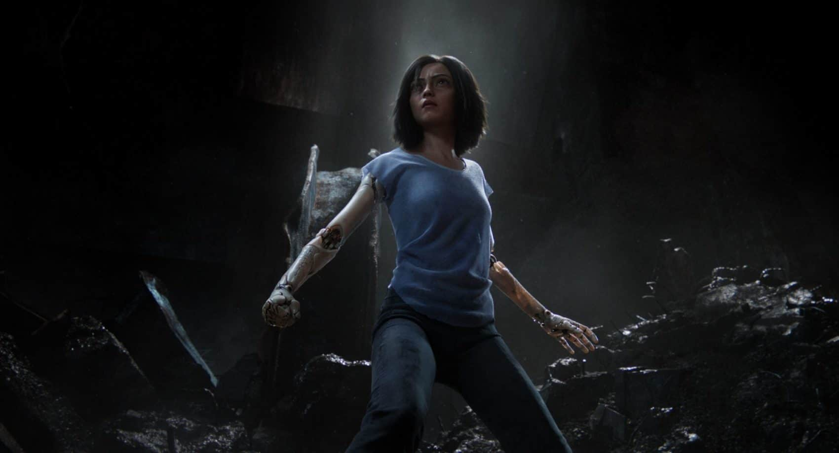 Alita: Battle Angel – Critique