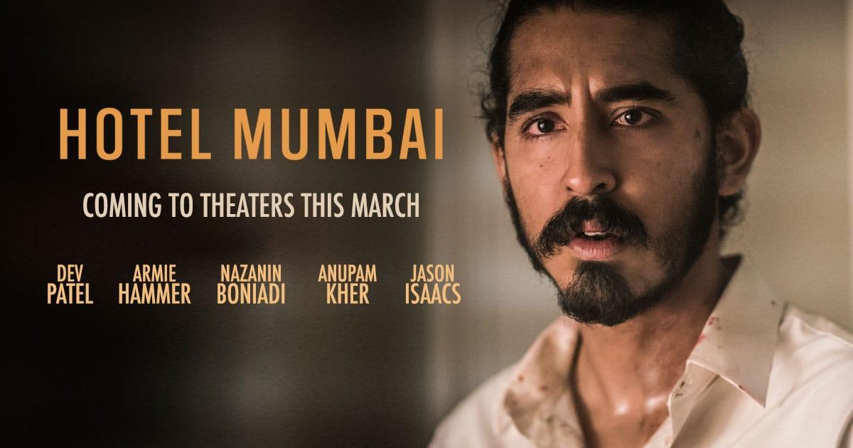 Hotel Mumbai – Critique